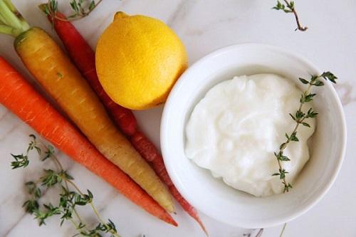 Cách tắm trắng bằng sữa chua không đường hiệu quả tại nhà-4