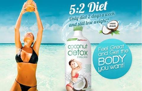 Coconut detox cách dùng hiệu quả cho người muốn giảm cân1