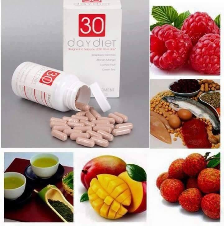30 day diet mua ở đâu tốt nhất tại Tphcm - Đà Nẵng - Hà Nội