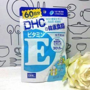 Viên uống vitamin E DHC 60 ngày giá bao nhiêu-1